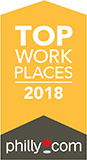Philly.com Top Work Places 2018
