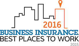 Business Insurance: Best Places to Work 2015