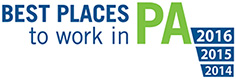 Best Places to Work in PA 2014-2016