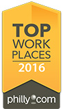 Philly.com Top Work Places 2016