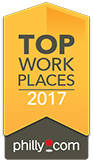 Philly.com Top Work Places 2017
