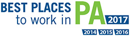 Best Places to Work in PA 2014-2017